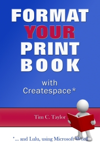 Format for Createspace