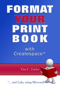 Format your book for createspace